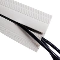 Dataflex Addit Protecteur de câbles - Gris