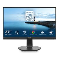 """Philips 272B7QUPBEB/00, 27"""", 2560 x 1440 px, Quad HD, 3D - Noir"""