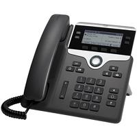 Cisco 7841 Téléphone IP - Noir,Argent