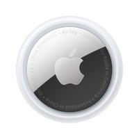 Apple AirTag (4 stuks) - Zilver, Wit