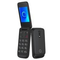 Alcatel 2053D Mobiele telefoon - Zwart