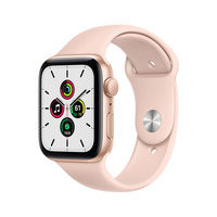 Apple Watch SE 44mm Goud Smartwatch