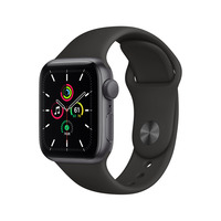 Apple Watch SE 40mm Spacegrijs Smartwatch