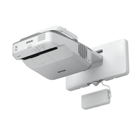 Epson EB-695Wi Projecteur - Gris,Blanc