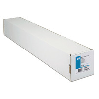 HP Universal Matte Canvas 350 gsm-610 mm x 15.2 m (24 in x 50 ft) Transparante film