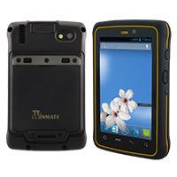 Winmate E430RM4 PDA - Zwart, Geel