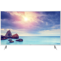 Samsung UE49KU6510 TV LED - Blanc