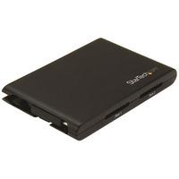 StarTech.com Lecteur de cartes USB C - Lecteur et enregistreur de cartes SD dual-slot - Compatible .....