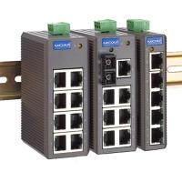 Moxa EtherDevice™ EDS-208 Switch