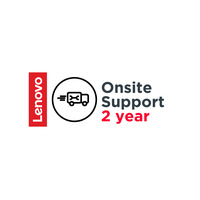 Lenovo 2 Year Onsite Support (Add-On) Garantie- en supportuitbreiding