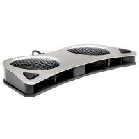 Antec Notebook Cooler To Go Systèmes de refroidissement pour ordinateurs portables - Gris