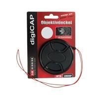 DigiCAP 9860/405 Capuchon d'objectifs - Noir