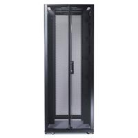"""APC NetShelter SX 42U 750mm(b) x 1200mm(d) 19"""" IT rack, behuizing met zijpanelen, zwart Stellingen/racks"""