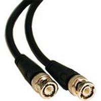 C2G 2m BNC Cable Coax kabel - Zwart