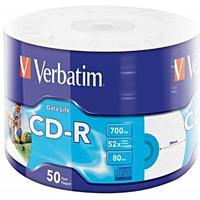 Verbatim 50x-R CD