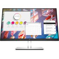 HP E24 G4 Monitor - Zwart,Zilver