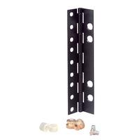 Black Box Patch Panel Hinge Kit, 3U Patch panel accessoire - Zwart