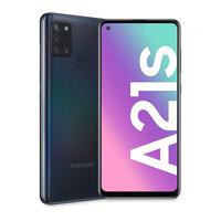 Samsung Galaxy A21s Smartphone - Noir 64GB