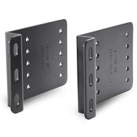 APC Bracket Kit, Zero U PDU, HP Accessoire de racks - Noir