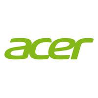 Acer Cover Lcd Bezel Black Laptop reserve onderdelen - Zwart
