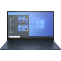 HP Elite Dragonfly G2 Laptop - Blauw