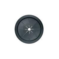 Middle Atlantic Products Grommet Kit 3 Inch Gland - 4 Piece - Noir
