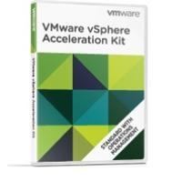 VMware vSphere Operations Management Standard Acceleration Kit Garantie- en supportuitbreiding