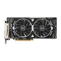 MSI Radeon RX 580 ARMOR 8G OC Carte graphique - Noir, Blanc