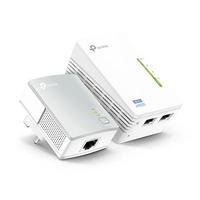 TP-LINK TL-WPA4220 KIT Powerline adapter - Wit