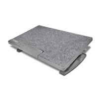 Kensington SmartFit® SoleMate™ Pro Elite Ergonomische Voetensteun Voetsteun - Grijs