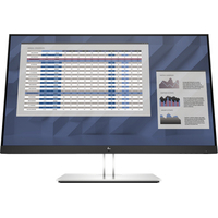 HP E-Series E27 G4 Moniteur - Noir
