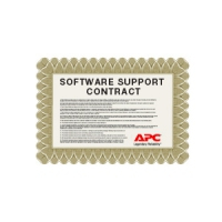 APC 1 Year InfraStruXure Central Standard Software Support Contract Garantie- en supportuitbreiding