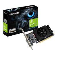 Gigabyte GV-N710D5-2GL Videokaart - Zwart