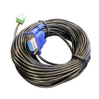 Vivolink Pro RS232 Cable F - F 25 M Seriële kabel - Zwart
