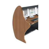 Middle Atlantic Products LD Series 50' Side Panels, DC Bureau