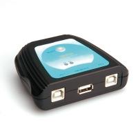 ROLINE Manual USB 2.0 Printer Switch, 2 Ports Printerschakelaar