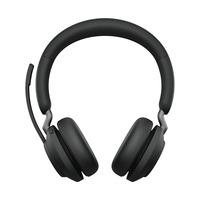 Jabra Evolve2 65, MS Stereo Casque - Noir
