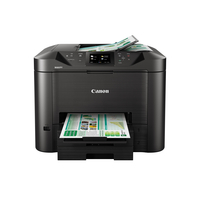 Canon MAXIFY MB5450 Multifonction - Noir, Cyan, Magenta, Jaune