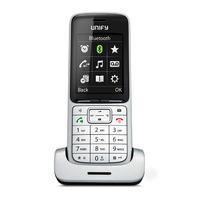 Unify SL5 Téléphone - Noir, Argent