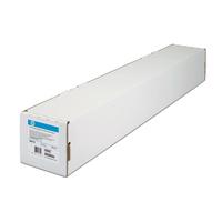 HP 2-pack Premium Matte Polypropylene 140 gsm-914 mm x 22.9 m (36 in x 75 ft) Transparante film