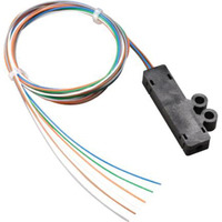 "Black Box Fiber Fan-Out Kit - 6-Strand, 36"" (91.4-cm)"