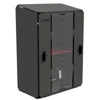 Zebra SMALL 2-Shelf Cabinet