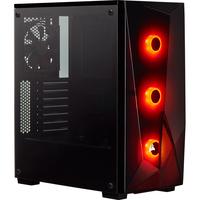 Corsair Carbide SPEC-DELTA RGB Boîtier d'ordinateur - Noir