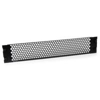 StarTech.com Panneau vierge ventilé sans outils pour rack de serveur 2U - Panneau de remplissage pour .....