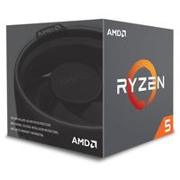AMD 5 2600X 6 cores 4.25 GHz Processor