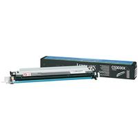 Lexmark C52x, C53x 20K zwarte photoconductor unit Ontwikkelaar print