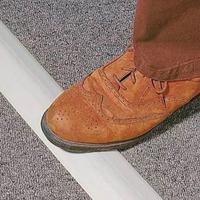 Black Box Cable Cover FloorTrak Protecteur de câbles - Blanc