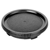 DigiCAP 9880/NIK Capuchon d'objectifs - Noir