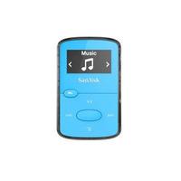 Sandisk SDMX26-008G-G46B Lecteur MP3 - Bleu