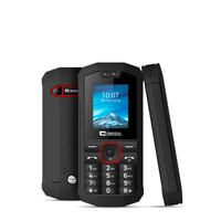 Crosscall Spider X1 Mobiele telefoon - Zwart